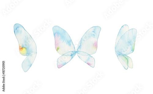 天使の羽根3種 Adobe Stock でこのストックイラストを購入して類似の