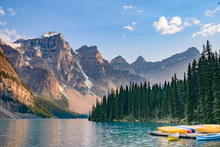 Lake  Moraine, Banff National ...