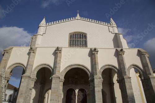 Tela St Francis Church; Evora