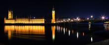 London Cityscape With Palace O...
