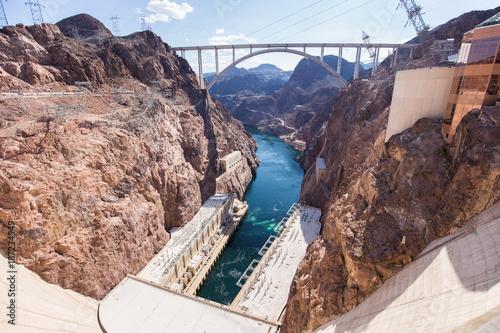 Photo  Hoover Dam