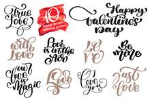 Valentine Love Romantic Letter...