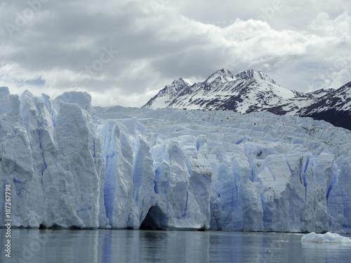 Papiers peints Arctique Glaciar Gray and Lago Gray, Torres del Paine National Park