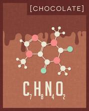 Retro Style Scientific Poster ...