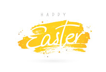 Happy Easter. Festive Gift Card.