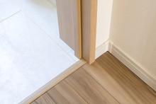 新築住宅のドア バリアフリー