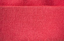 Red Yarn /Red Silk Yarn Pattern To Use As Background