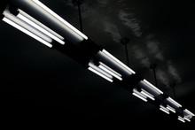 Fluorescent Lighting In Metro ...