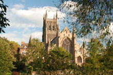 Worcester Cathederal