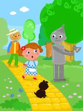 The Wonderful Wizard Of Oz 03 ...