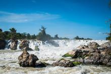 Khone Phapheng Waterfall,Don Khong,Loas