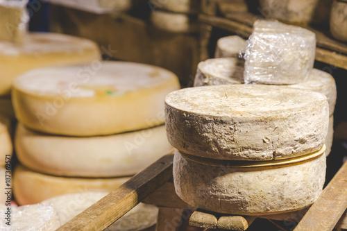Hand made cheese