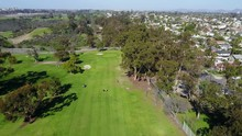 San Diego - Balboa Park Golf Course - Drone Video  Aerial Video Of Balboa Park Golf Course. Near Downtown, In The Very Heart Of Balboa Park. The Original Course Was Built In 1915