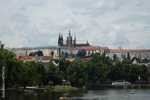 Obraz na plátně Praga