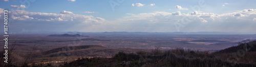 Photo Vista da serra