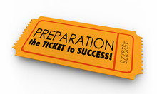 Preparation Ticket To Success ...
