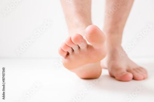 Fotomural Barefoot