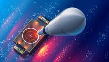 Rocket Launch On Autonomous Sp...