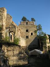 Burgruine Dobra - Waldviertel ...