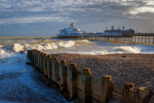 EASTBOURNE, EAST SUSSEX/UK - J...