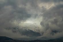 Summit Mount Hermon In January