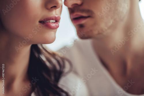 Fotografie, Obraz  Couple in bedroom