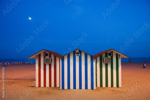 Photo Casetas de playa