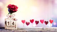 Valentines Day - Calendar Date...