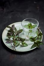 Peppermint Water