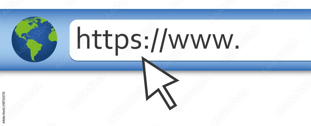 Fototapeta Internet www. Search the internet