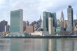 Midtown Manhattan Skyline View from Roosevelt Island, NYC
