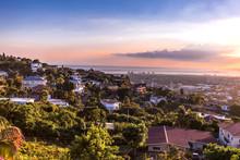 Kingston City Hills In Jamaica...