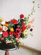 Beautiful Bouquet In Vase