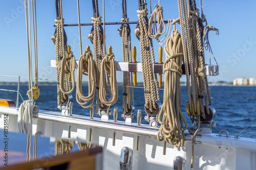 Fotografie, Tablou classic Gloucester fishing schooner