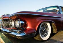 Pristine Vintage Car