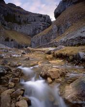 Gordale Scar Beck, Yorkshire Dales