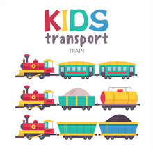 Kids Transport Collection