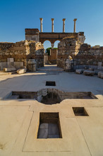 The Ruins Of The Church Of Sai...