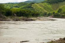 River Called Motagua Cloudy Wi...