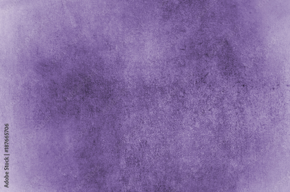 Fototapety, obrazy: Grunge Texture Background in Violet