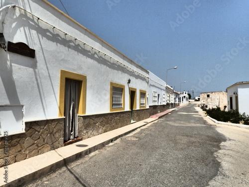 Photo  Los Albaricoques en Almeria (Andalucia,España),localidad de Níjar junto a Cabo d