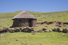 Traditional Basotho Homes Are ...