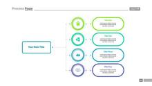 Four Options Flowchart Slide T...