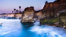 Sunset Cliffs, San Diego, California.