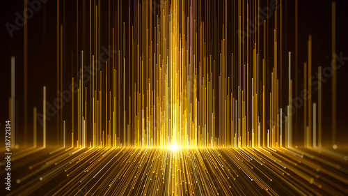 Photo  Gold Awards Background.