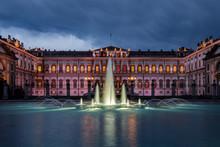 Monza, Notturno Villa Reale