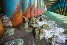 Under The Old Rusty Bridge