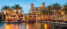 View Of The  Souk Madinat Jume...