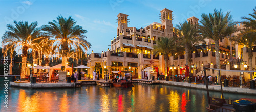 Fotografía View of the  Souk Madinat Jumeirah