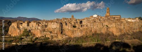 Fotografie, Obraz  Pitigliano, Grosseto, Tuscany, Italy